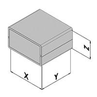 Boitiers plastiques EC10-1xx