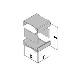 Boitier plastique EC10-100-6