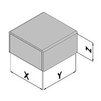 Boitiers plastiques EC10-2xx