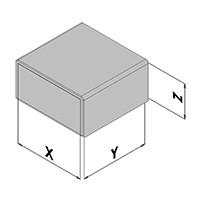 Boitiers plastiques EC10-3xx