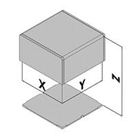 Boitiers plastiques EC10-4xx