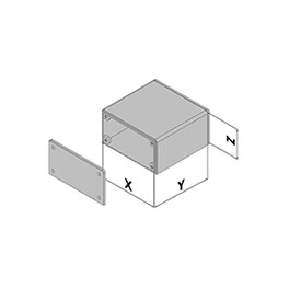 Coffret plastique EC30-810-0