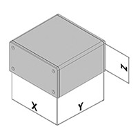 Coffrets plastiques EC30-8xx