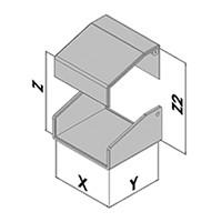 Pupitres 2 angles EC42-2xx
