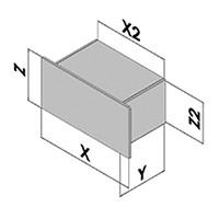 Tiroirs de Racks EC50-7xx
