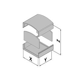 Boitier plastique EC10-100-13