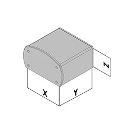 Coffret plastique EC30-810-6