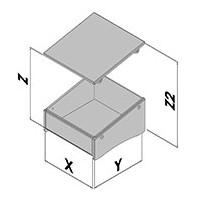 Boîtier de table EC40-4xx