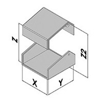 Boîtier de table EC41-2xx