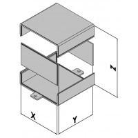 Boîtiers muraux EC10-1xx