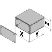 Coffret avec porte EC30-4xx