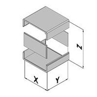 Boîtier de table EC10-1xx